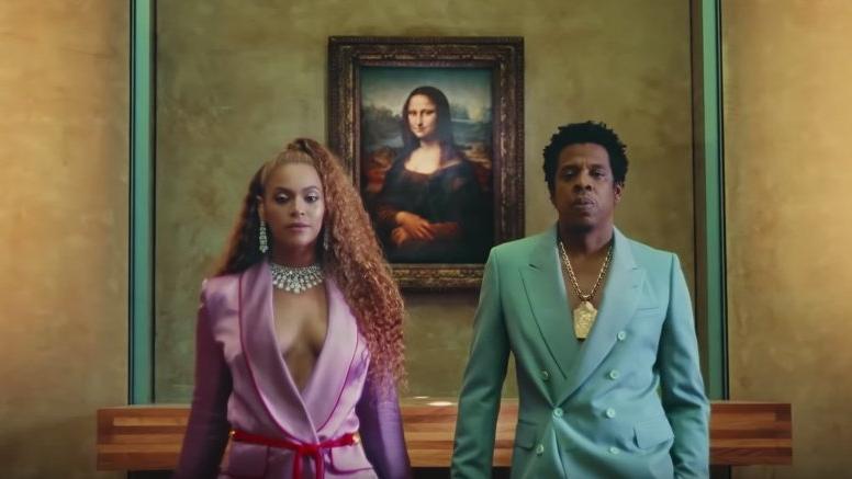 Beyonce ve Jay-Z Louvre Müzesi'ne rekor kırdırdı