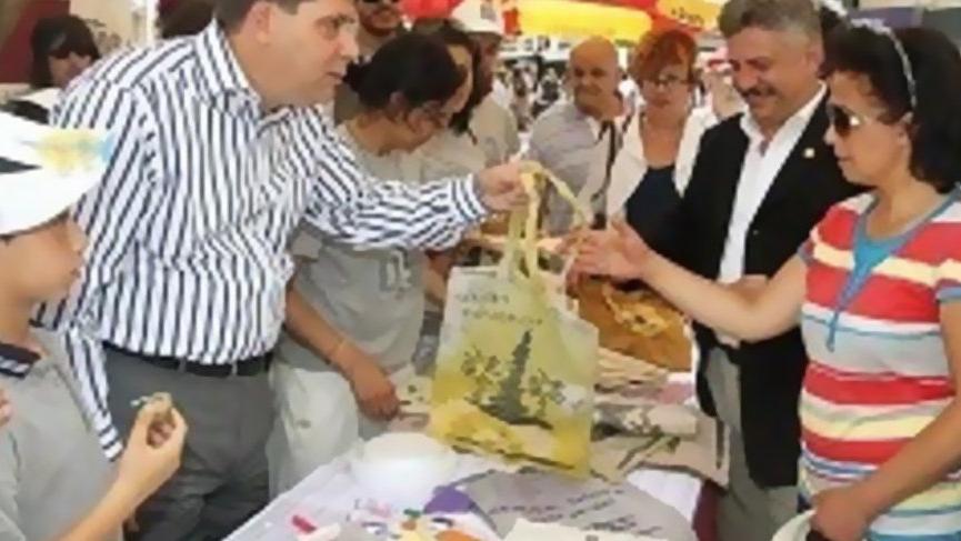 Bez torba CHP projesi çıktı! 8 yıl önce Konak'ta başladı…