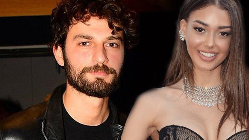 Oyuncu Birkan Sokullu ve Dilan Çiçek Deniz aşk yaşıyor iddiası