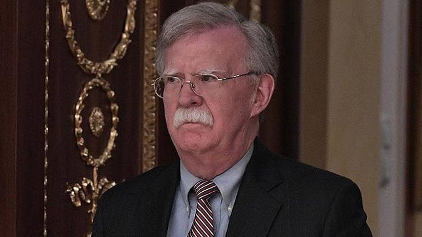 Bolton'dan Maduro'ya ağır tehdit