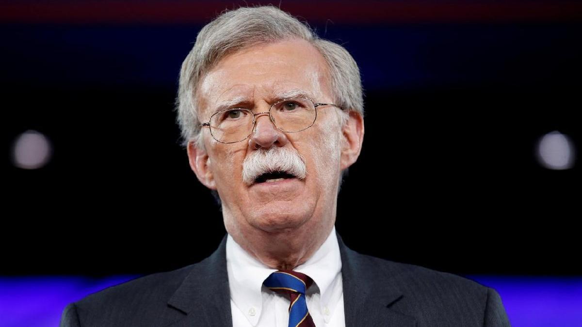Bolton'dan kritik Türkiye açıklaması