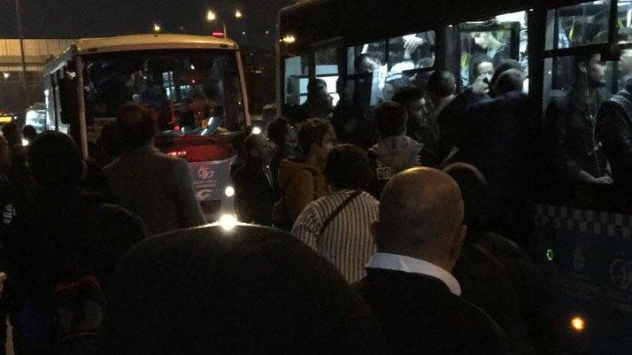 İstanbul'da genç öğretmene otobüste taciz iddiası