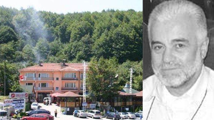 FETÖ'den aranan ünlü restoranın sahibi teslim oldu