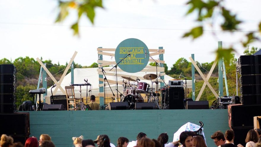 Bozcaada Caz Festivali'nin tarihi açıklandı
