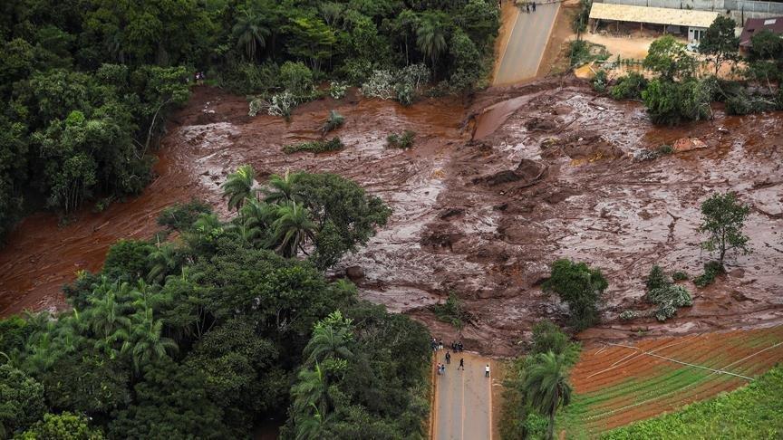 Brezilya'daki maden faciasında ölü sayısı 65'e yükseldi