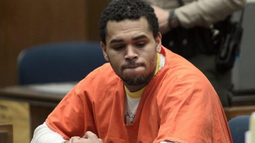 Ünlü rapçi gözaltına alındı… Rihanna'yı da dövmüştü