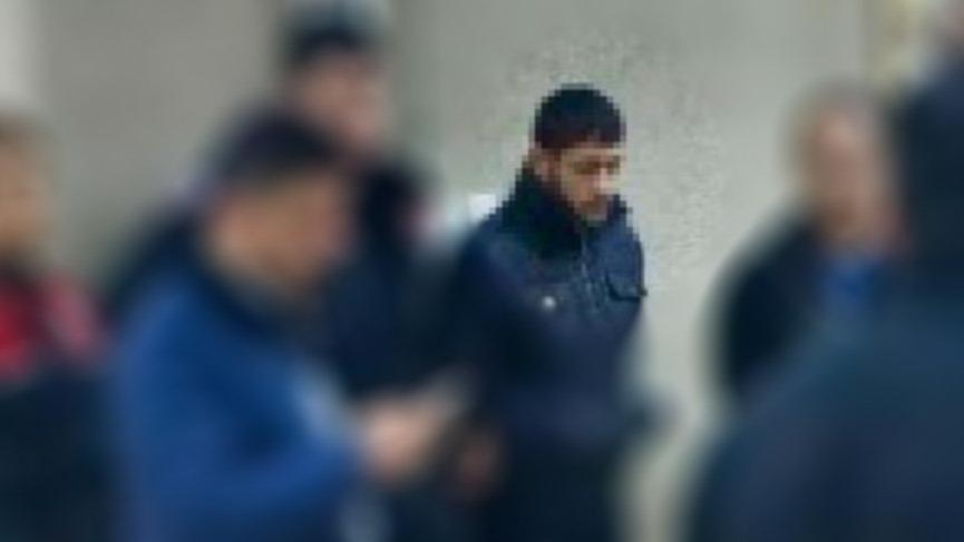 Ankara'da öğretim görevlisini öldüren zanlı, adliyede