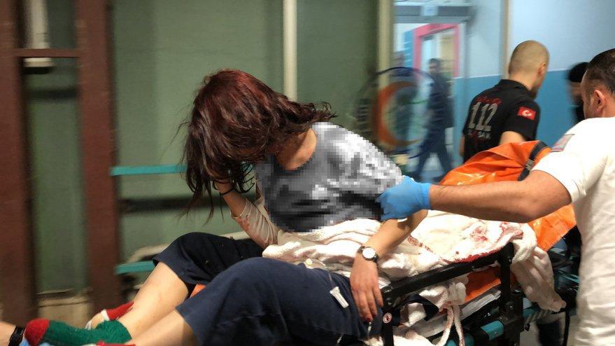 Bursa'da baba dehşet saçtı! Öz kızını defalarca bıçakladı