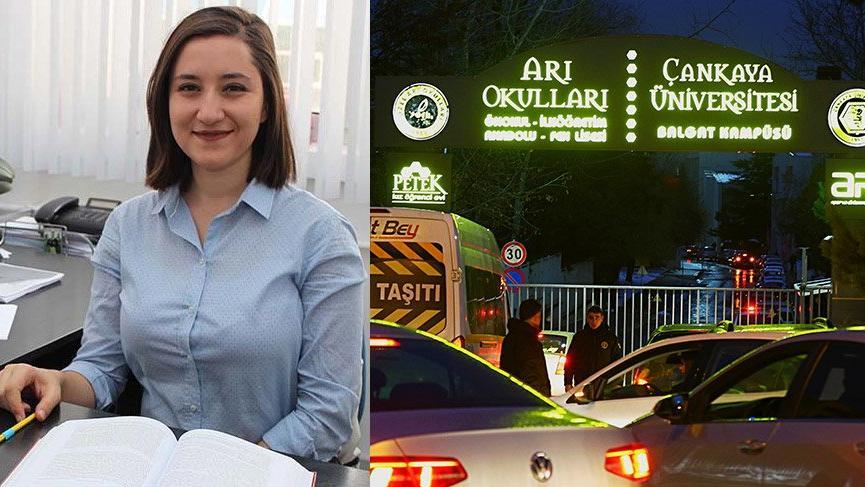 Son dakika... Ankara'daki üniversitede silahlı saldırı