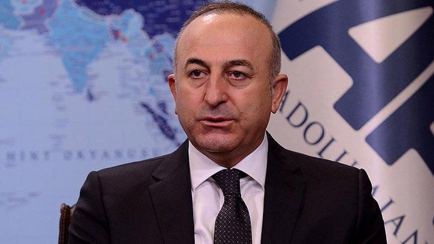 Çavuşoğlu, Barzani ile Türk üssü hakkında görüştü