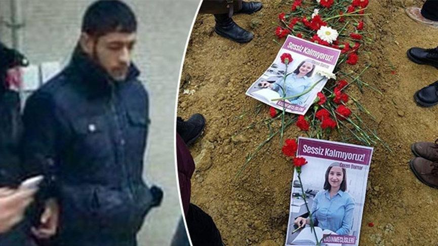 Katil, Ceren Damar cinayetinden önce arkadaşını arayıp haber vermiş!