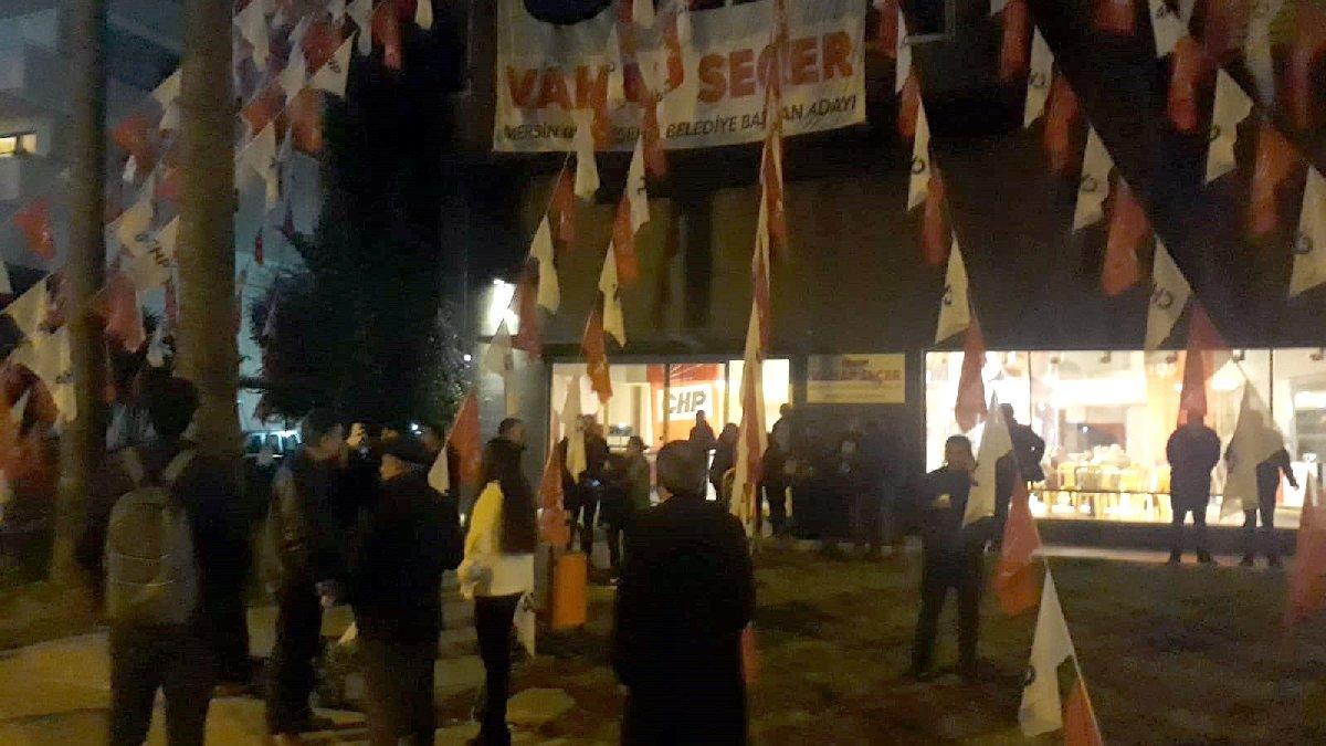 CHP örgütlerinde protesto sesleri