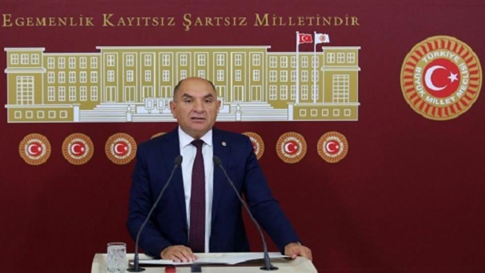 CHP'li vekilden poşetlerden logolar kalksın teklifi