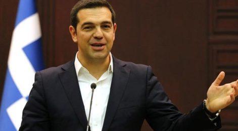 Yunanistan'da 10 yıl sonra bir ilk