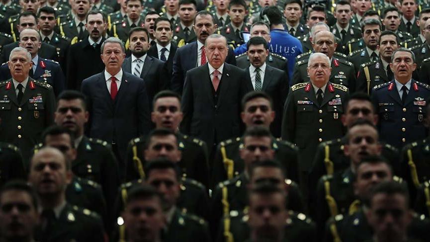 Cumhurbaşkanı Erdoğan: İzin vermeyiz