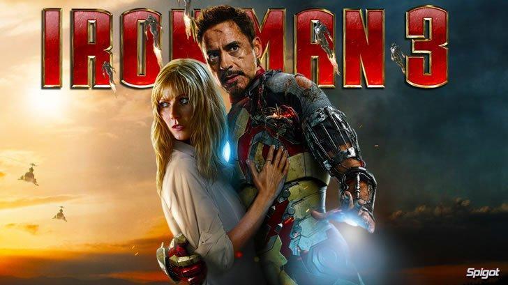 Demir Adam 3 konusu ve oyuncuları! Iron Man 3'te kimler oynuyor?