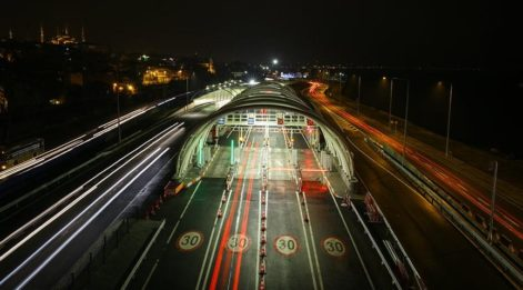 Ulaştırma Bakanlığı: Avrasya Tüneli'ne zam yok