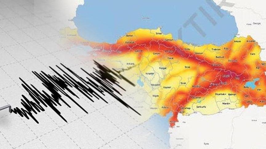 Son depremler: Muğla Datça'da art arda deprem meydana geldi!