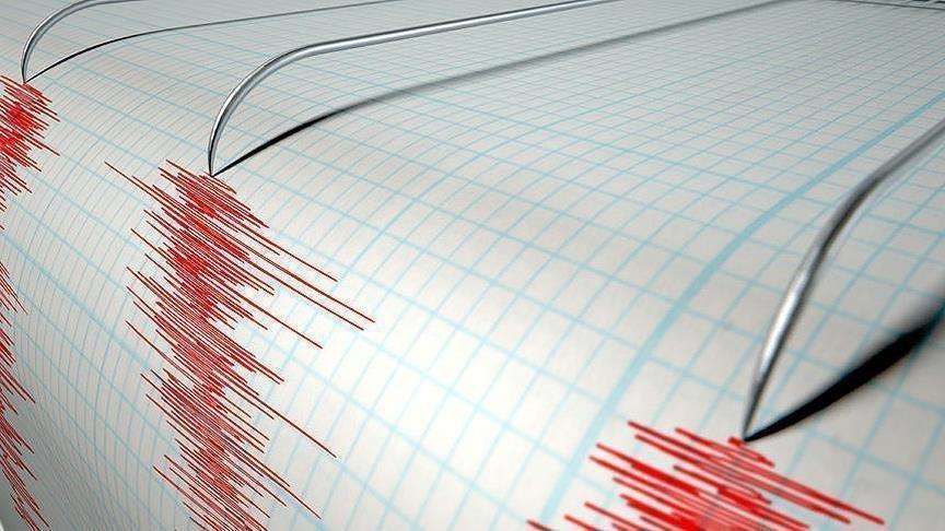 Marmaris açıklarında 4,7 büyüklüğünde deprem! (Son depremler)