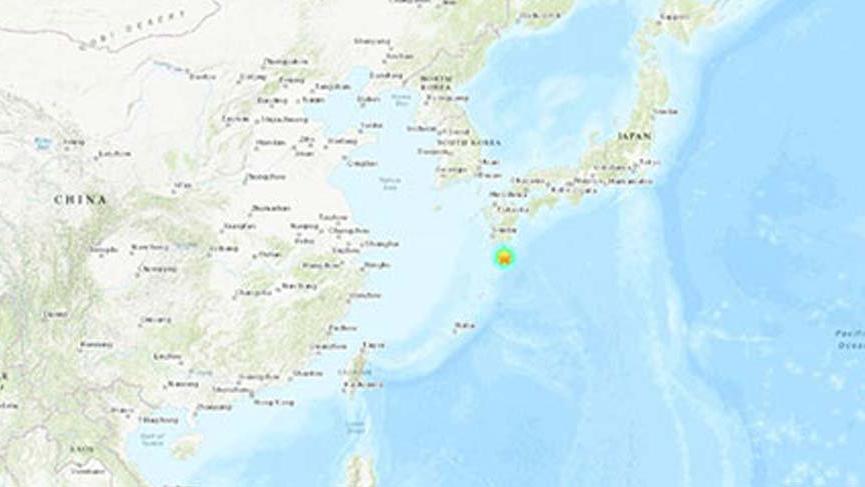 Japonya'da 6.3 büyüklüğünde deprem!