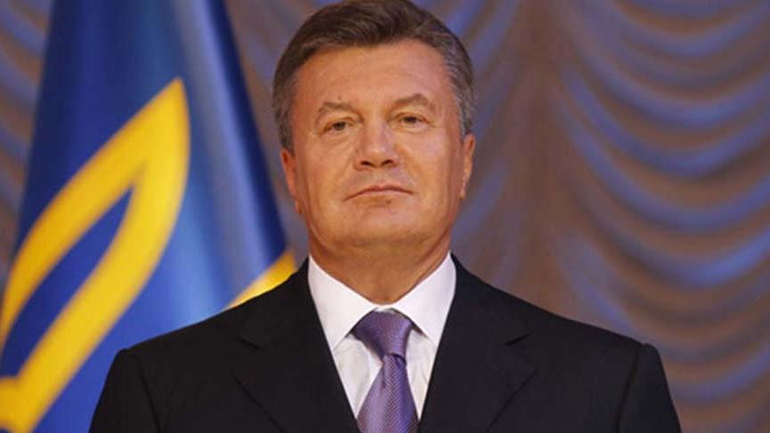 Yanukoviç'e vatana ihanetten 13 yıl hapis!