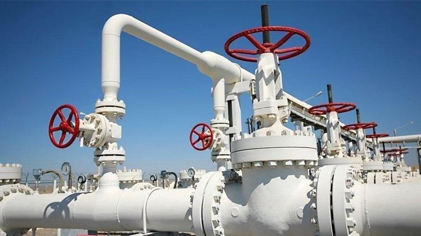 Doğal gaz ithalatı kasımda yüzde 13,8 azaldı