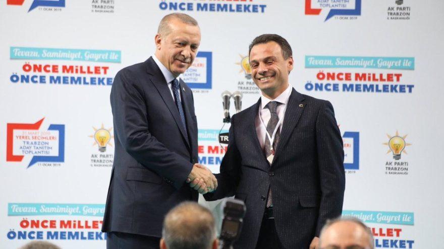 AK Parti Maçka Belediye Başkan Adayı Koray Koçhan kimdir? Koray Koçhan nereli?