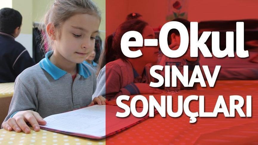 e Okul giriş: VBS e-Okul karne notları ve devamsızlık bilgileri öğrenme ekranı…