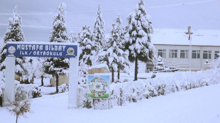 Elazığ'da okullar tatil mi? Öğrencileri ilgilendiren önemli açıklama!
