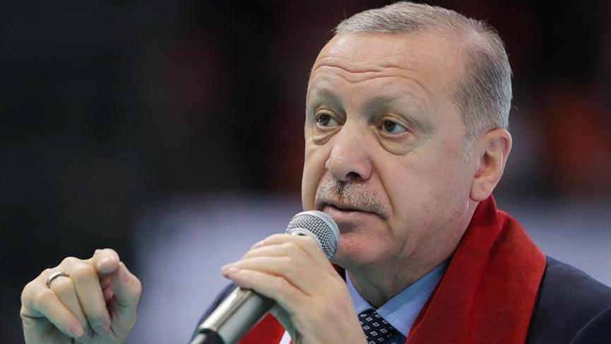 Erdoğan'dan PKK provokasyonu açıklaması