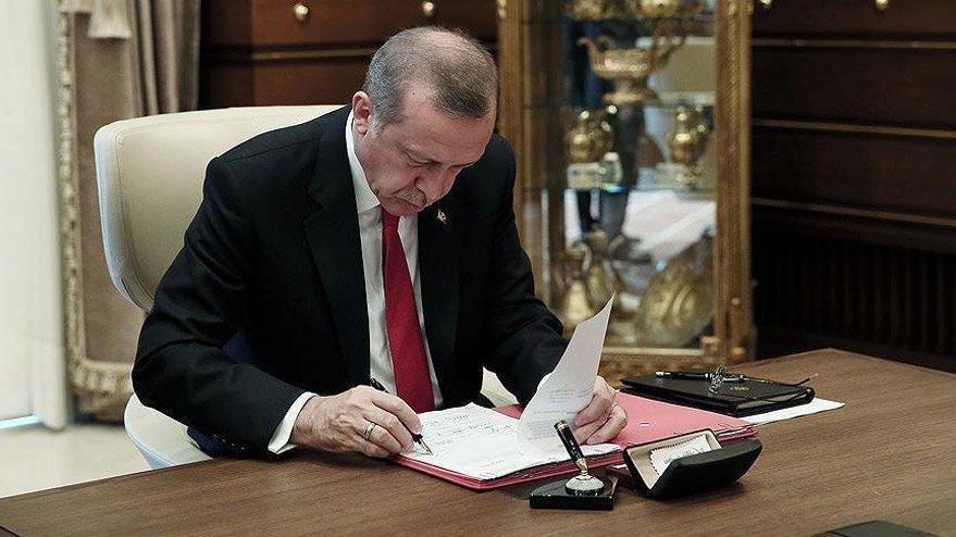 Cumhurbaşkanı Erdoğan 6 üniversiteye rektör atadı! Prof. Dr. Nihat Hatipoğlu da listede