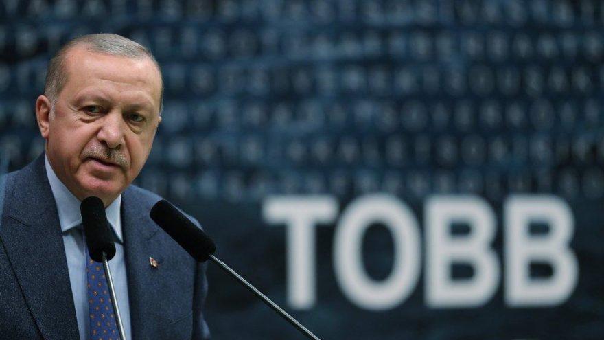 Erdoğan'dan Trump'a mesaj!