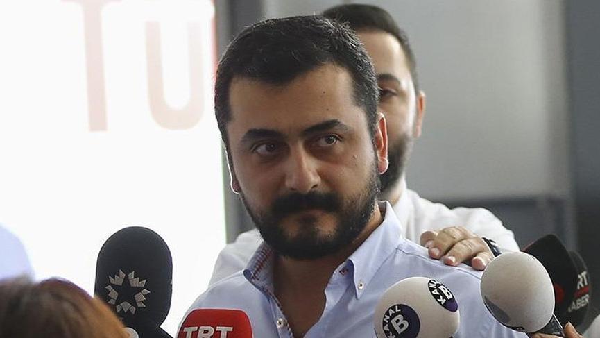 Eren Erdem'in tutukluluğuna itiraz reddedildi