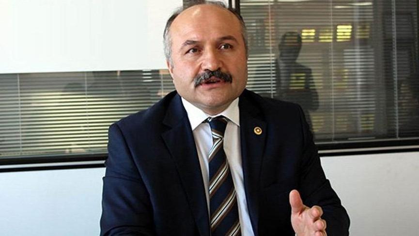 MHP Samsun milletvekili Erhan Usta ihraç edildi