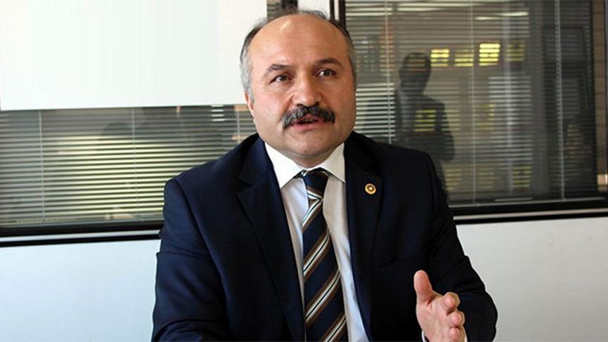 Son dakika... MHP'li Erhan Usta ihraç talebiyle Disiplin Kurulu'na sevk edildi