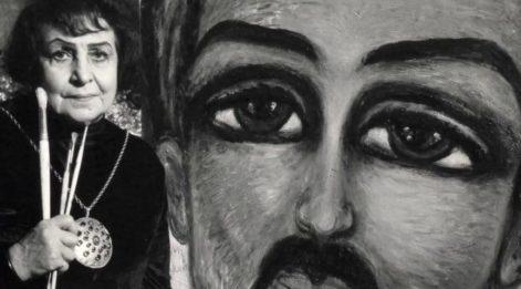 Google'dan Fahrelnisa Zeid'in 118. yaş gününe özel doodle!
