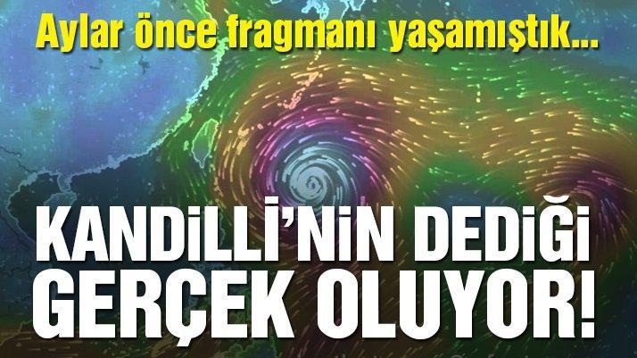 Türkiye'de iklim değişti! Hortumlara hazırlık olun... | Son dakika haberleri