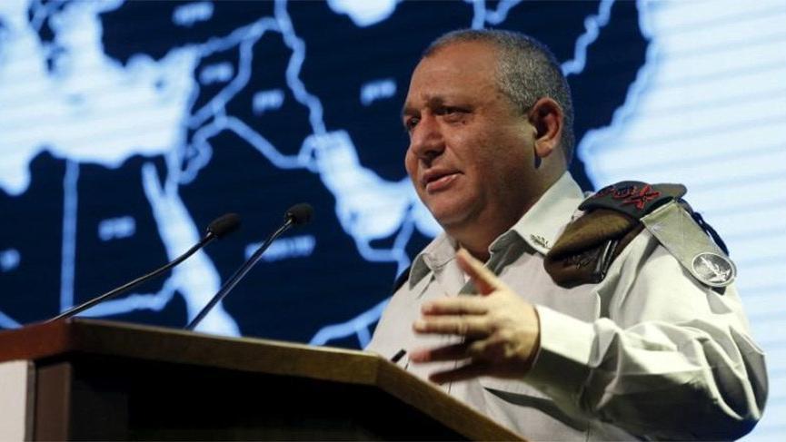 İsrail Genelkurmay Başkanı Gadi Eizenkot'tan dikkat çeken sözler