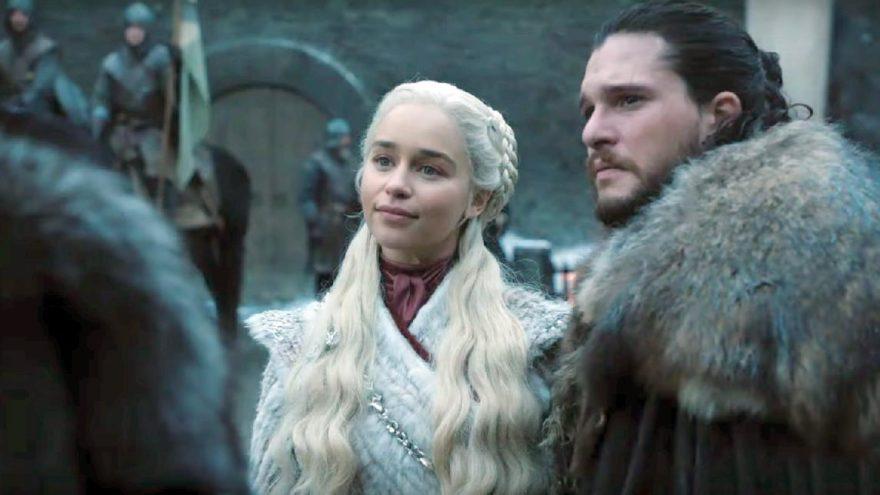 Game of Thrones'ta sürpriz gelişme! 8'inci sezondan ilk sahne yayında! GoT ne zaman başlayacak?