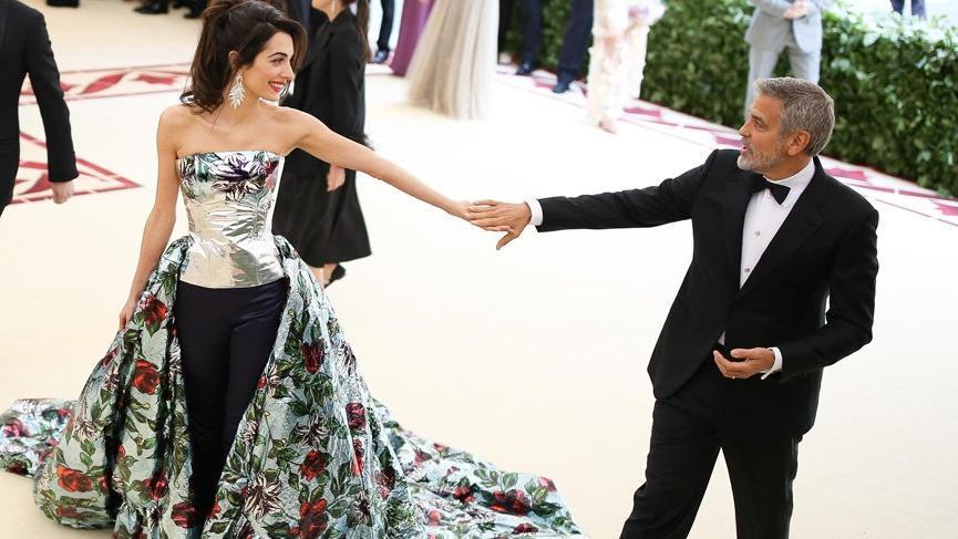 George Clooney ve Amal Clooney boşanıyor mu? İddialara yanıt geldi