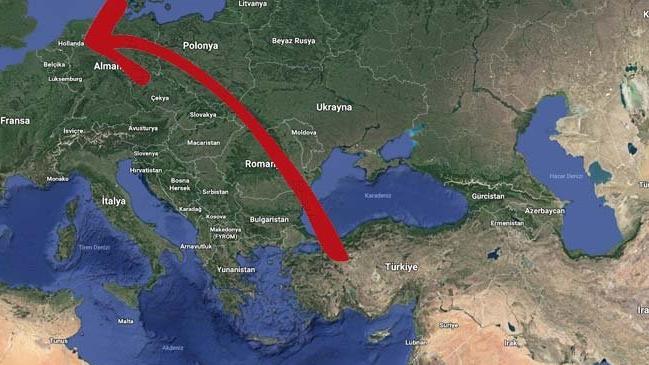 'Yüz süper beyin' Hollanda'ya transfer oldu