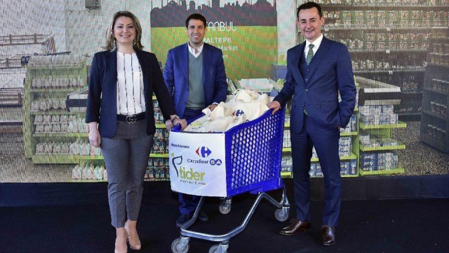 CarrefourSA, TİDER'e desteğini, 2019'da da sürdürecek