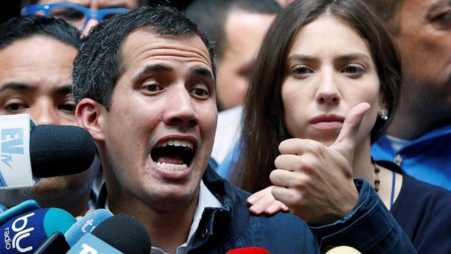 Guaido için ülkeden çıkış yasağı ve mal varlıklarına el konması kararı istendi