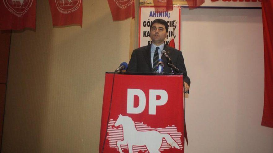 DP lideri Gültekin Uysal: Bugün ülke kravatlı soyguna muhataptır
