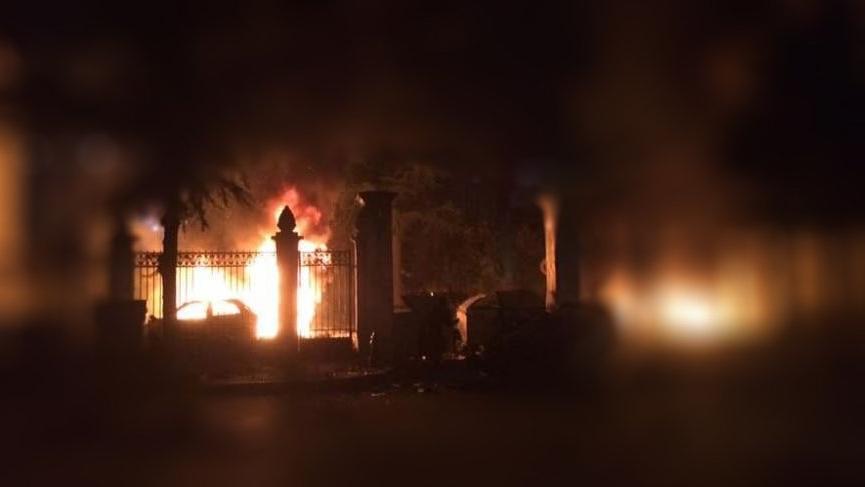 Gürcistan'da doğal gaz patlaması: 4 ölü, 8 yaralı