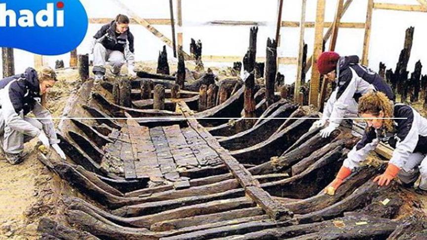 2004 yılında Yenikapı'da başlayan kazılarda ortaya çıkarılan limanın adı nedir?
