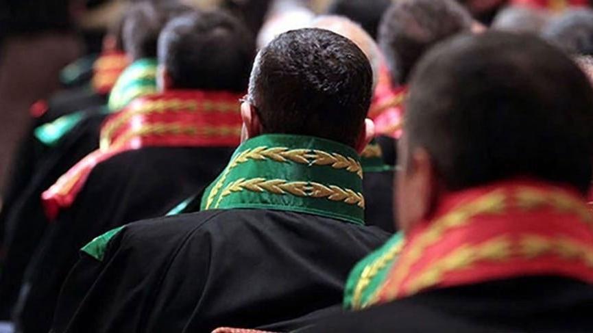 Son dakika... 17 hakim savcı FETÖ'den ihraç edildi