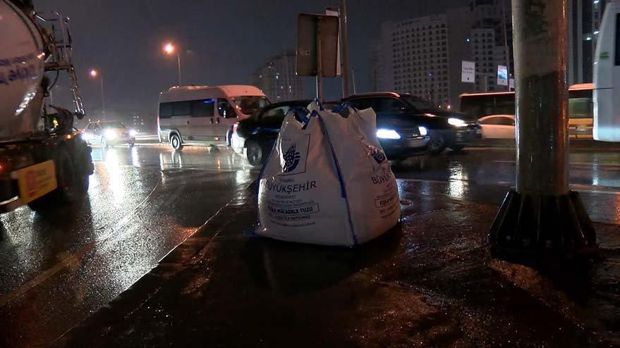 İBB'den İstanbul için kar önlemi!