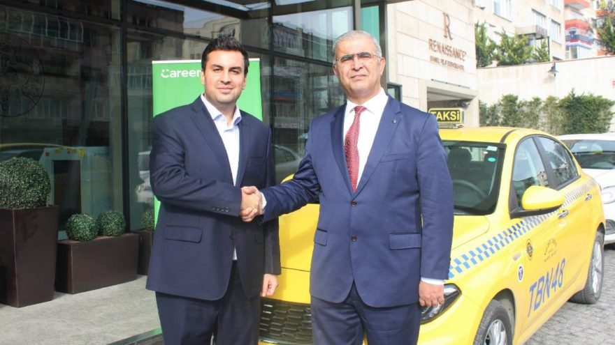 Careem ve taksicilerden kalite anlaşması
