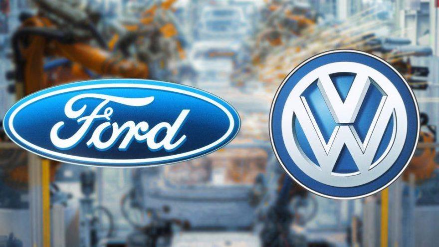 Ford ve Volkswagen ortak araç üretecek!